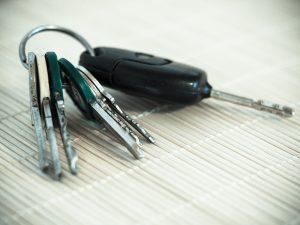 Set of Car Keys